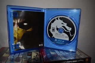 Mortal Kombat X Ps4 Fisico Spacegaminglomas