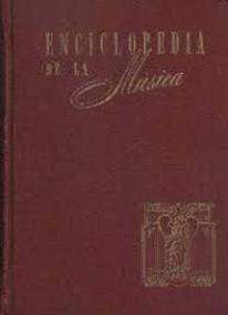 Livro Eciclopedia De La Música- 3 Vols Dr. O. Mayer Serra