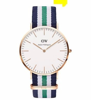 Reloj Tipo Dw Elegante Lujo Bonito Envio Gratis Nylon