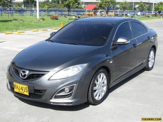 Mazda Mazda 6 Sd At 2.5