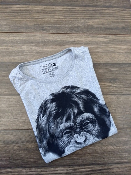 Camiseta Gang Macaco
