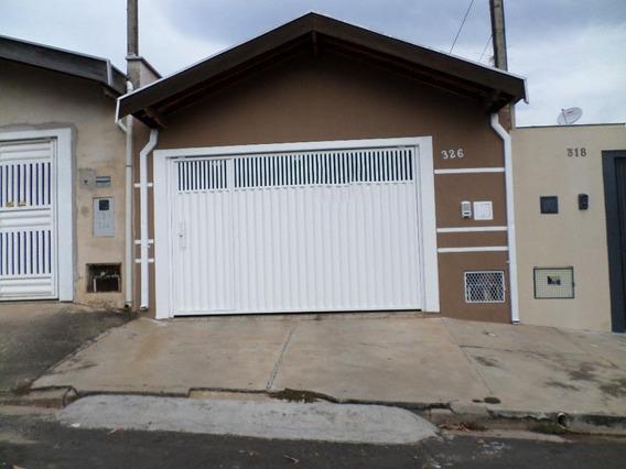 Casa Residencial À Venda, Jardim Sol Nascente, Piracicaba. - Ca2286