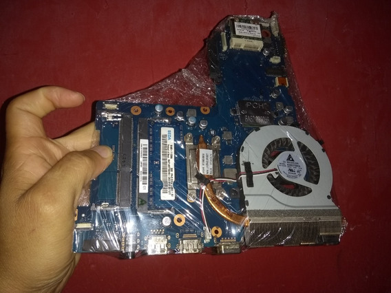 Placa Mãe Notebook Samsung Np275e4e