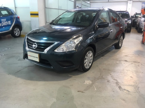 Nissan Versa Sense Aut 2016
