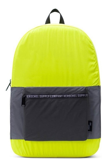 Herschel Packable Daypack Evening Primrose/blk/ 10474-02189