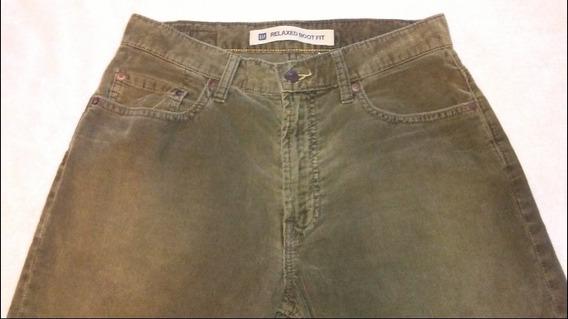 Pantalon Gap De Pana Talla 30 X 29