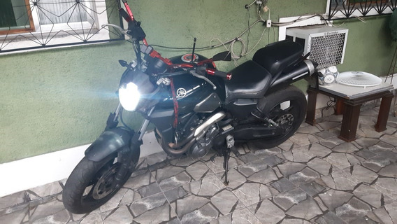 Moto Yamaha Mt 3 660cc 2008