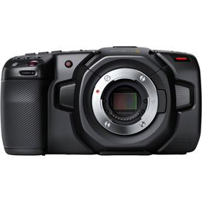 Blackmagic Design Pocket Cinema Camera 4k - Novo!