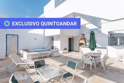 Apartamento No 23º Andar Mobiliado Com 3 Dormitórios E 2 Garagens - Id: 892870574 - 170574