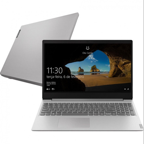 "Ultrabook - Lenovo 81s90003br I7-8565u 1.80ghz 8gb 1tb Padrão Geforce Mx110 Windows 10 Home Ideapad S145 15,6"" Polegadas"
