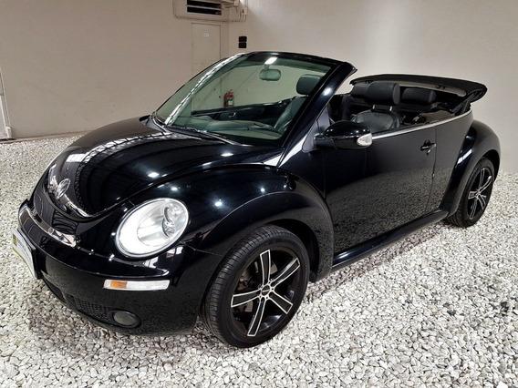 New Beetle Sport Cabrio 1.8 T 2011- Recibo Menor Y Financio