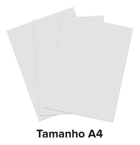 Obm Impressão Direta - Pacote Com 50 Folhas - Tamanho A4
