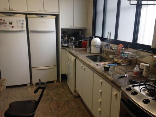 Ótimo Apartamento 139 Metros 3 Dormitórios Suíte 2 Vagas A 600 Metros Do Metrô Chácara Klabin!! - 11212