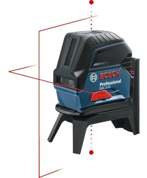 Nivel Láser + Base Bosch Gcl 2-15
