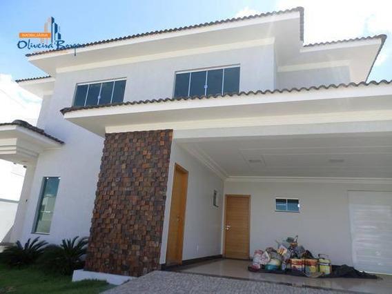 Sobrado Com 4 Dormitórios À Venda, 550 M² Por R$ 2.000.000,00 - Residencial Sun Flower - Anápolis/go - So0118
