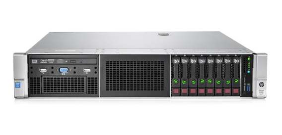 Hp Serrvidor Dl380 G6,slbf7 Quad Core Xeon E5530 2.4ghz,14gb
