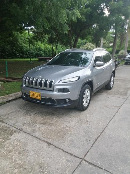 Jeep Cherokee Longitud