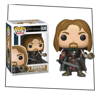 Funko Pop! - The Lord Of The Rings - Boromir #630