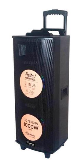 Bafle Amplificador Harrison Power By Kanji Sw 1.4w Boing X S