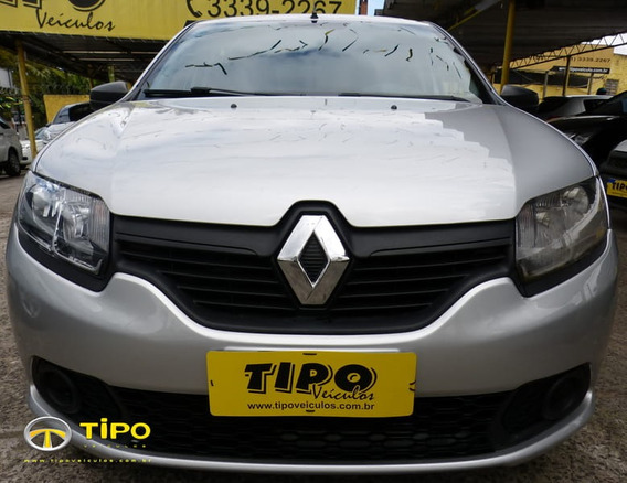 Renault Sandero Authentique 1.0 2015