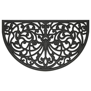 Achim Home Furnishings Wrm1830iw6 Ironworks Puerta De Goma D