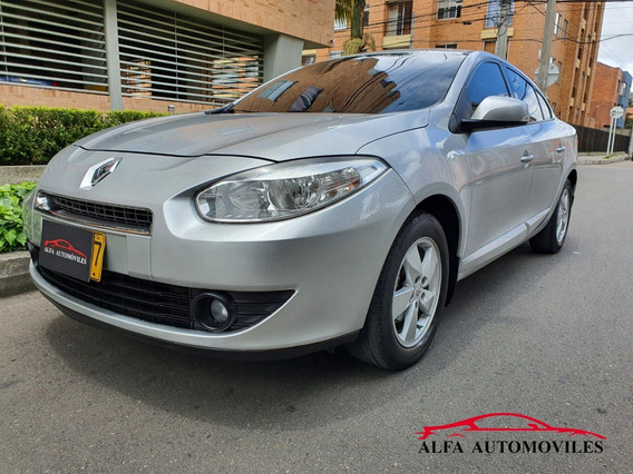 Renault Fluence Privilege 2.000cc A/t Sun Roof 2014