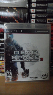 Dead Space 3 Limited Edition - Nuevo Y Sellado -ps3