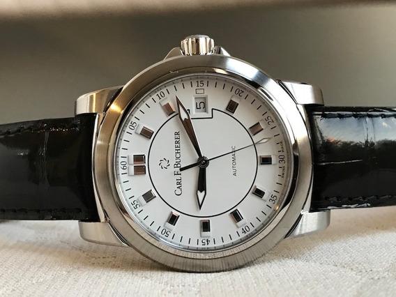 Relógio Carl F. Bucherer Patravi Autodate Automatic Swiss