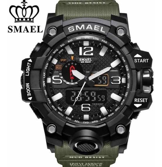 Combo - 5 Relógios Smael 1545