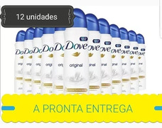 Promoção!!! Desodorante Dove Aerosol Original 12 Un.!