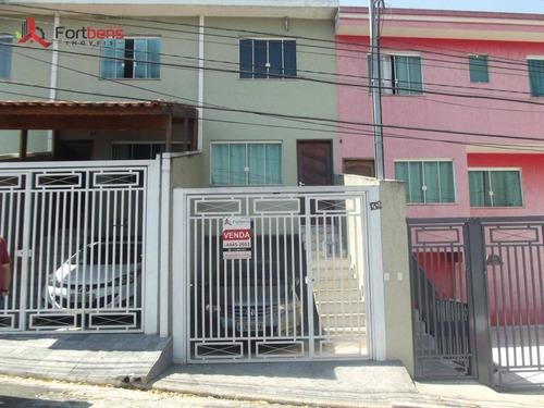 Sobrado À Venda, 75 M² Por R$ 400.000,00 - Perus - São Paulo/sp - So0632