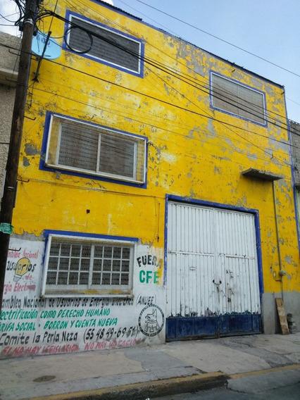 Bodega Muy Amplia Con Oficinas, Nezahuacoyotl, Edo. Mex