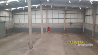 Galpão Para Locação Em Cajamar, Portais (polvilho) - 18290