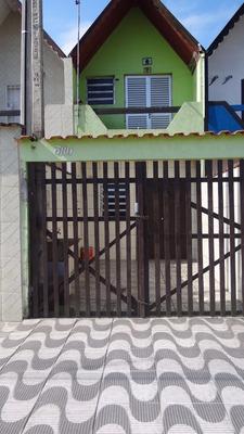 Casa Barata Em Excelente Localização Em Mongaguá!! Ref.:5738