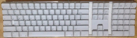 Teclas Para Teclado Apple Wired Extended Keyboard A1048
