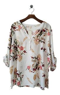 Blusa Camisa Camisete Social Plus Size 056