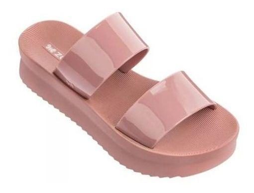 Tamanco Zaxy Plus Plataform Sandália Feminino Calçado C Nota