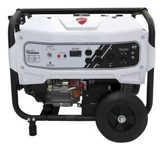 Generador Ducati,dgr 7000es, 16 Hp 110v-220v 7000 Watts