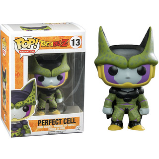 Funko Pop #13 - Perfect Cell - Dragon Ball Z - 100% Original