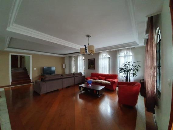 Casa 4 Dormitórios, 6 Vagas - Palmas Do Tremembé - São Paulo/sp - Ta6680