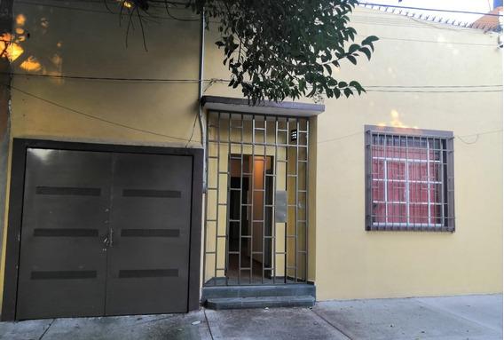 Casa En Renta En Col. Roma Sur, Centro Médico