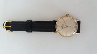 Relógio Antigo Corda Funcionando Dalva Jewels Pulseira Nova