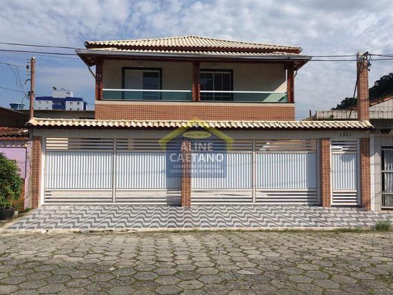 Casa Com 2 Dorms, Canto Do Forte, Praia Grande - R$ 200 Mil, Cod: Mc439 - Vmc439