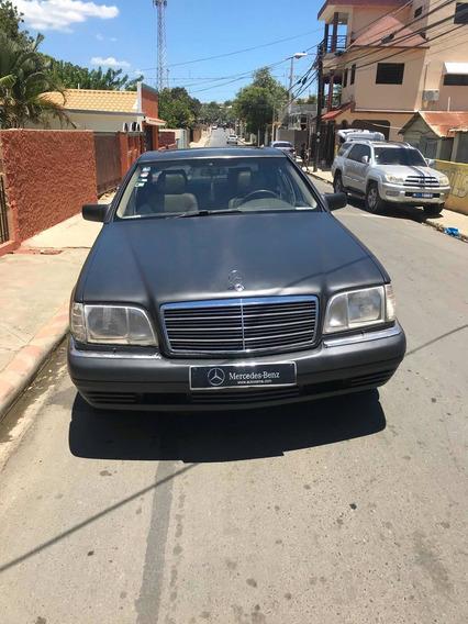 Mercedes-benz Clase S Americano