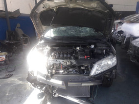 Sucata Honda City Exl Cvt 2016 Para Retirada De Peças