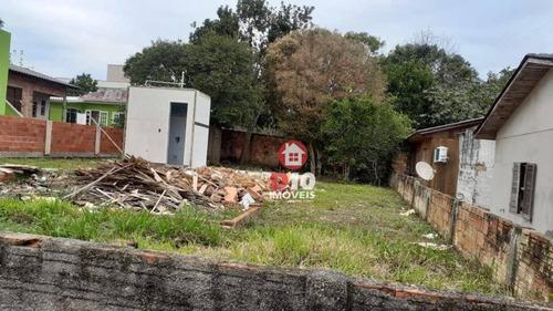 Terreno À Venda, 375 M² Por R$ 150.000,00 - Vila São José - Araranguá/sc - Te0908