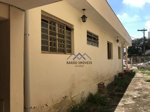 Imagem 1 de 29 de Casa À Venda, 181 M² Por R$ 650.000,00 - Vila Loureiro - Jundiaí/sp - Ca1202