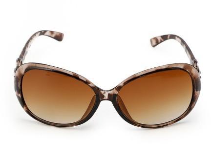 Oculos De Sol Luxo Vintage Lente Uv400 Leopard Cod08