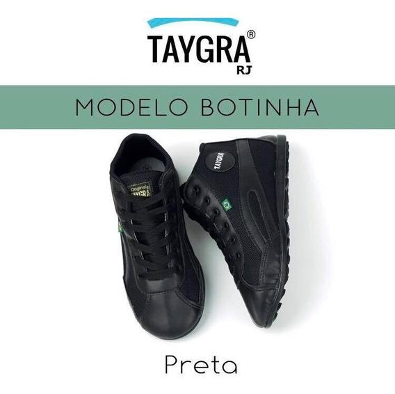 Taygra Botinha Preta