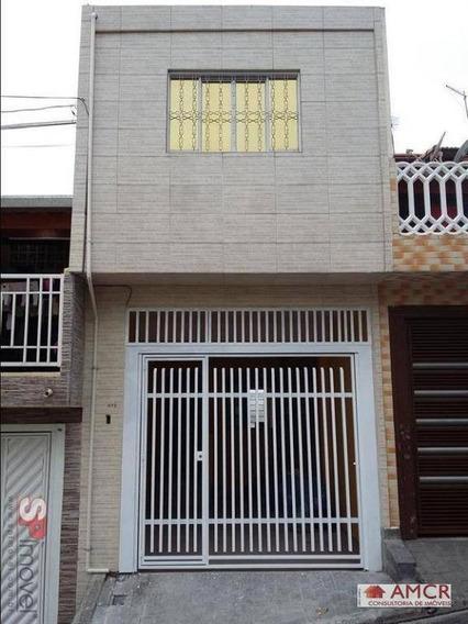 Sobrado Frontal Á Venda Vila Carmosina , Itaquera Sp . - So0624